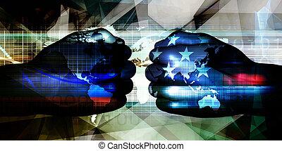 Russia vs US