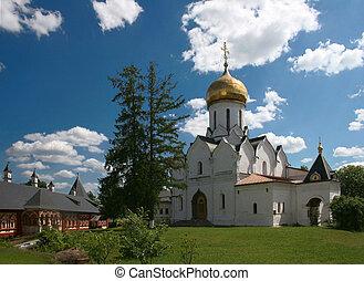 Russia. Zvenigorod. Savvino-Storozhevsky monastery