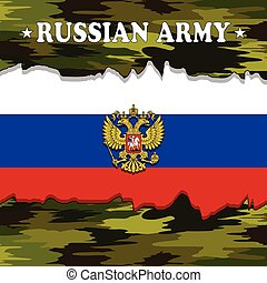 Russian army - Military camouflage