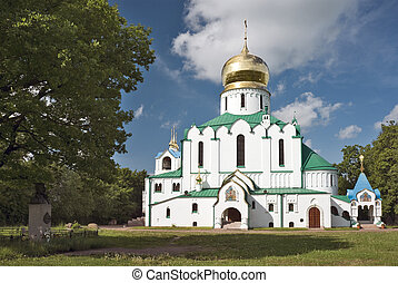 Russian cathedral