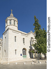 russian church in jerusalem israel