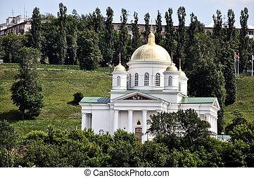 Russian Church in Summer