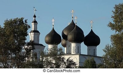 Russian church - Russian Church of St. Nicholas in Vologda....