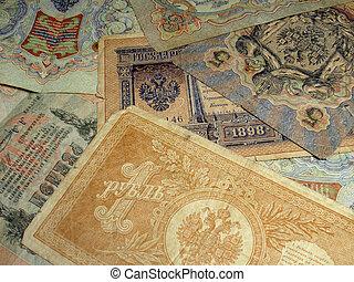 Russian empire money