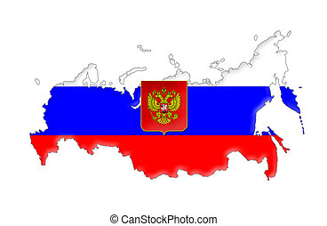 Russian Federation flag