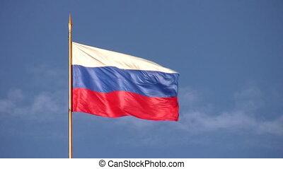russian flag - Russian flag