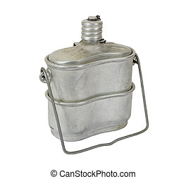 Russian Military issued cooking pot