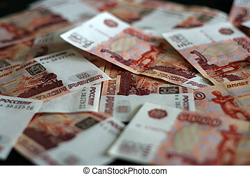 russian money