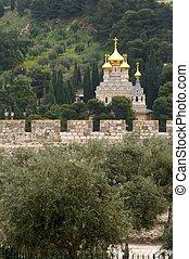 russian orthodox church in jerusalem