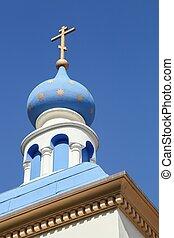 Russian orthodox church in Lyon