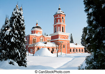 Russian Orthodox Church in Moscow, Landmark