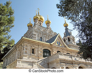 Russian Orthodox Church of Saint  Maria Magdalena