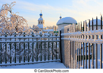 Russian Ortodox Church.