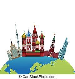 russian relevant buildings saint basil naberezhnaya...