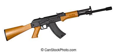 Russian rifle