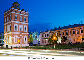 russian small town murom