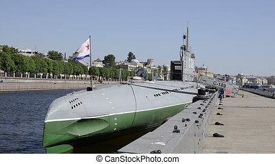 Russian submarine   - Russian submarine