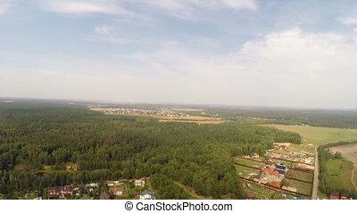 Russian village