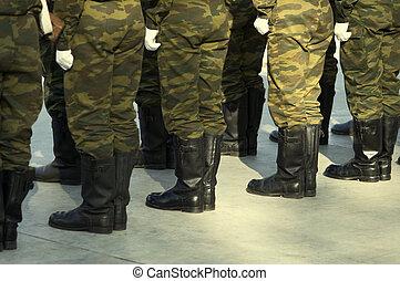 russo, esercito
