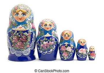 russo, primo piano, souvenir