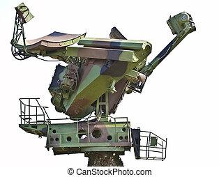 russo, radar, soviet