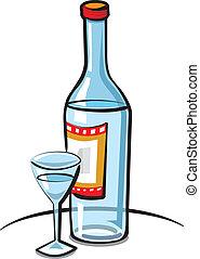 russo, vodka