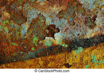 Rust Colors