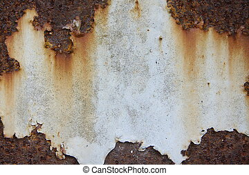 Rust iron sheet