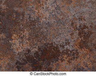 Rust metal