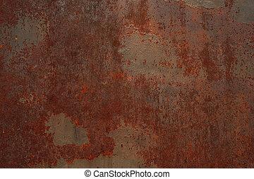 Rust metal background11