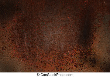 Rust metal background15
