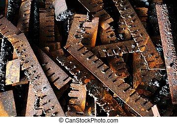 rust on the metal 1