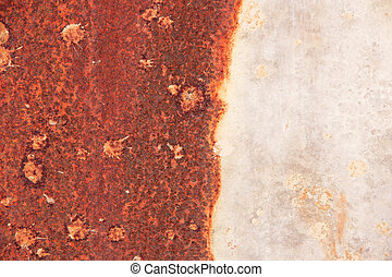 Rust texture background