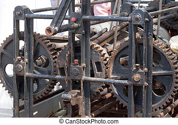 Rusted Engine