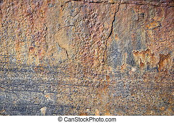 Rusted metal 1