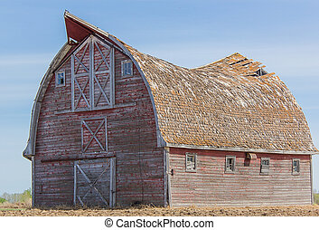 Barn - Rustic Barn