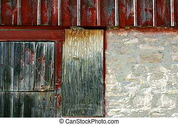 Rustic Barn Texture