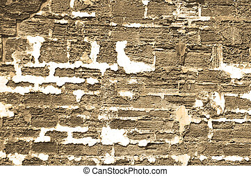rustic brick background