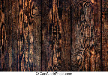 Rustic brown wooden surface. Texture, background