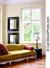 Rustic interior 2
