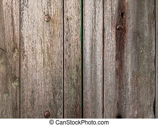 Rustic Old wooden background.