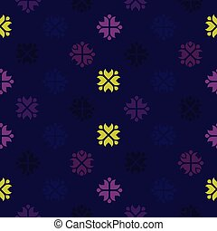 Rustic pattern background