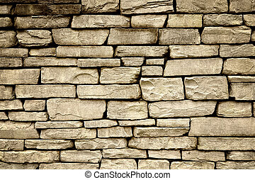 rustic rock wall texture