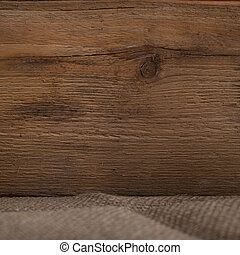 Rustic textured wooden background