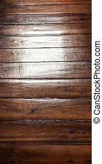 Rustic wooden table background, wood texture background old panels