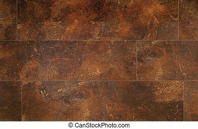 rustiek, hout, bevloering