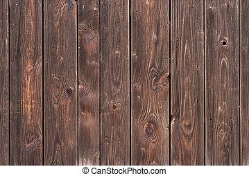 rustiek, houten, achtergrond