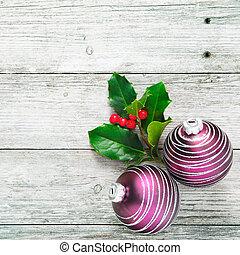 rustik, jul, bakgrund