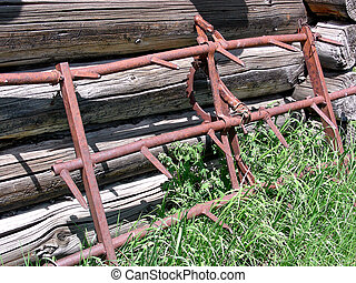 Rusting Harrow