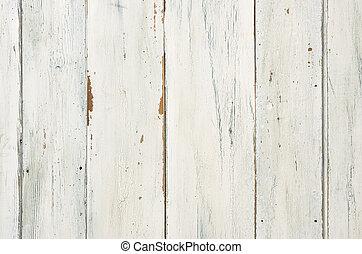 rustique, bois, fond blanc